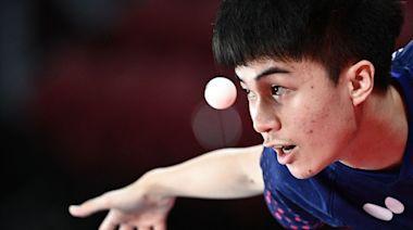 林昀儒搶七惜敗世界球王!全台心跳爆表尖叫應援「小林同學」的桌球生涯史