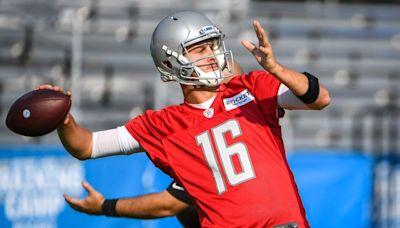 Jared Goff: It's always fun being the underdog