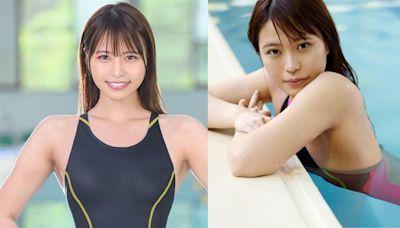 「奧運奪牌希望」真的激戰了 美女泳將下海拍成人片