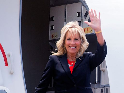 'Do your part': First lady Jill Biden promotes vaccines during Mississippi, Tennessee visit
