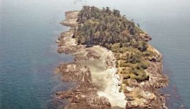 Win $70-million lottery, and you too can buy a private island in B.C.