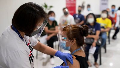 Philippines to give vaccinated elderly more freedom to encourage inoculation