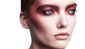 Peter Philips Creates Beauty Looks Inspired by New Wave