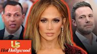 OMG! Jennifer Lopez and Ben Affleck Share Steamy Kiss On Her Birthday