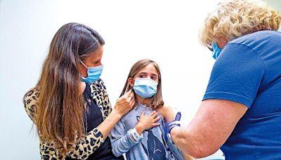 當務之急/美FDA:5至11歲接種疫苗風險小