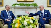 Biden says U.S. combat mission in Iraq to conclude by year end