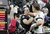 NFL divisional Sunday overreactions: Brady's not done yet, Brees on the other hand...