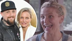 Cameron Diaz calls Benji 'the best thing that's ever happened' to her