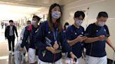 中華奧運代表隊楊勇緯羅嘉翎等18選手返國 台灣指揮官陳時中:打過2劑疫苗入境免檢疫