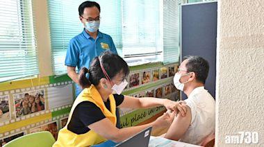 新冠疫苗|200名沙頭角街坊打針 首有地區組織用外展接種服務 - 新聞 - am730