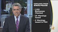 State Police Issue Five Warnings Related To Coronavirus Guidance To Pittsburgh Establishments