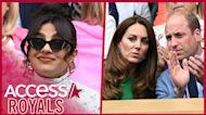 Meghan Markle's Pal Priyanka Chopra Seems To Ignore Kate Middleton & Prince William In New Wimbledon Video