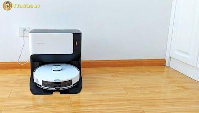 高效清潔幫您偷懶:石頭自清潔掃拖機器人G10 使用體驗