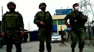 Ecuador prison gang riots kill scores of people