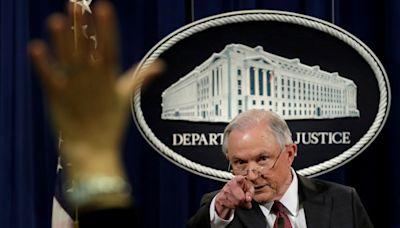 Trump DoJ seized Washington Post reporters' phone records, paper says