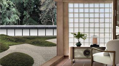 傅厚民新作以Art Deco結合襌意庭院,完美演繹奢華簡約主義