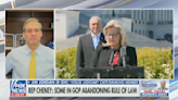 Jim Jordan Accuses Liz Cheney of Pushing 'Democrat Talking Points' in Speech Calling Out Election Big Lie