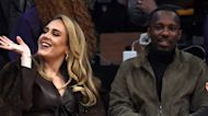 Adele and Rich Paul Go on Sexy NBA Date Night!