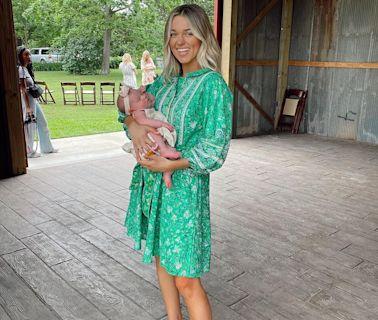 Sadie Robertson Says She 'Loves Taking My Girl Everywhere' as Baby Honey Turns 4 Weeks Old