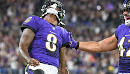 Lamar Jackson on beating Chiefs: It feels good to have that monkey off our backs
