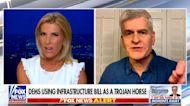 Laura Ingraham and GOP senator clash over infrastructure bill