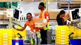 Amazon's workforce split sharply along the lines of race, gender and pay, new data indicates