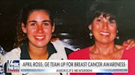 USA volleyball Olympian highlights importance of mammograms during Breast Cancer Awareness Month