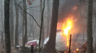 Several Dead After Small Plane Crashes in Northern Georgia