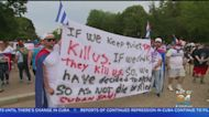 Thousands Rally For Freedom In Cuba In Washington D.C.