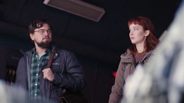 Don't Look Up: Leonardo DiCaprio and Jennifer Lawrence star in first footage of upcoming Netflix film