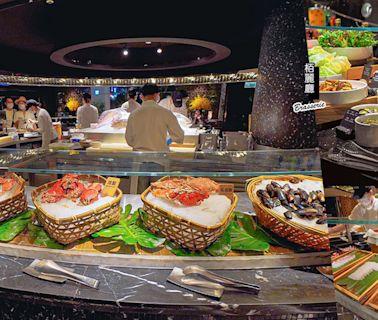 吃到飽餐廳「晶華酒店栢麗廳」防疫措施升級重新開放訂位啦~11大類豐富菜色自助晚餐吃到撐!