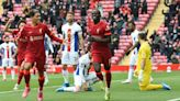 Liverpool vs Crystal Palace, live! How to watch, stream, TV, team news, start time, odds, prediction