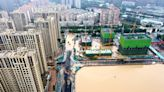 鄭州洪水:寄生上流