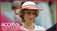 Princess Diana's Last Words Revealed By Fire Sergeant Who Responded To Car Crash