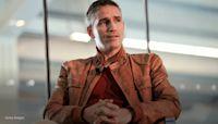 Jim Caviezel quotes 'Braveheart' at Las Vegas QAnon conference