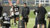 Raiders hope Gus Bradley the answer to problems on defense