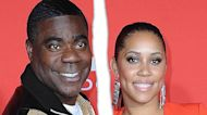 Tracy Morgan Calls Divorcing Wife Megan Wollover 'A Challenging Time'