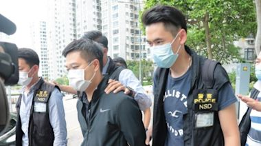 信報即時新聞 -- 警方據報拘蘋果日報總編輯羅偉光等5人