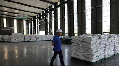 「肥水」不落外人田?中國下令企業暫停出口化肥 - 自由財經