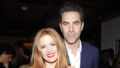 Sacha Baron Cohen and Isla Fisher are one of Hollywood's most private couples. Here's a timeline of their 20-year relationship.