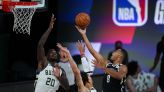 NBA odds: Nets pull biggest NBA upset in 27 years, beating Bucks as 18.5-point underdogs