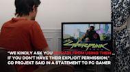 Cyberpunk 2077 bans Keanu Reeves sex mod