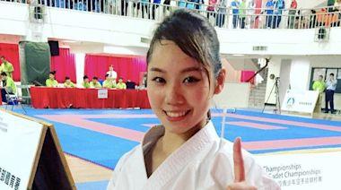 東京奧運 曾客串電影《空手道》 29歲空手道女神劉慕裳成香港奪獎希望:對自己有信心!