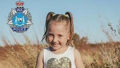 澳洲4歲女童露營失蹤 警懸賞2千萬尋知情者