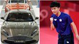 「小林同學」聊起車就 high 了!林昀儒自曝 Aston Martin DB11 更是他的夢想車 - 自由電子報汽車頻道