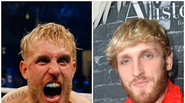 Jake Paul: YouTube star challenges brother Logan Paul to a boxing fight after Nate Robinson defeat