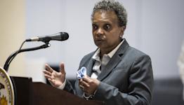 Chicago mayor seeks to seize assets of gang members 'wreaking havoc'