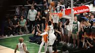 The Rush: Bucks even NBA Finals with Suns thanks to huge Giannis block