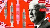 GOP Launches Fundraising Frenzy Off Biden Vax Mandates