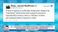 Democrats planning response if Biden denied communion?